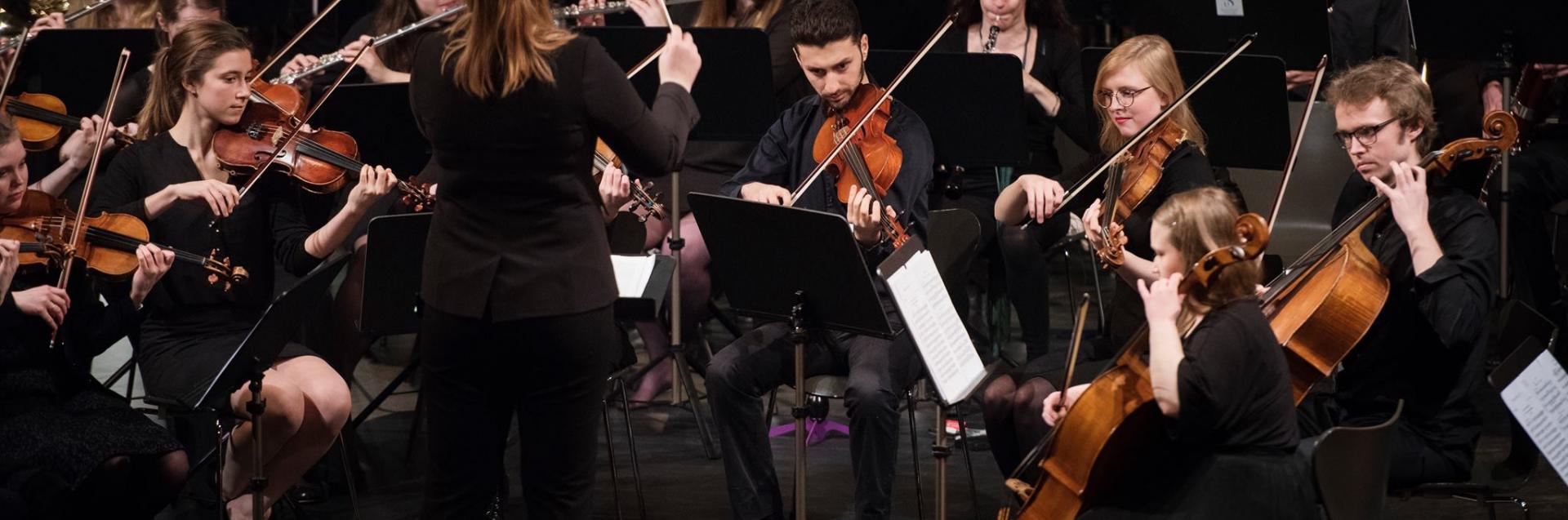 Symfoniorkester Bjergsted_Fakultet for utøvende kunstfag