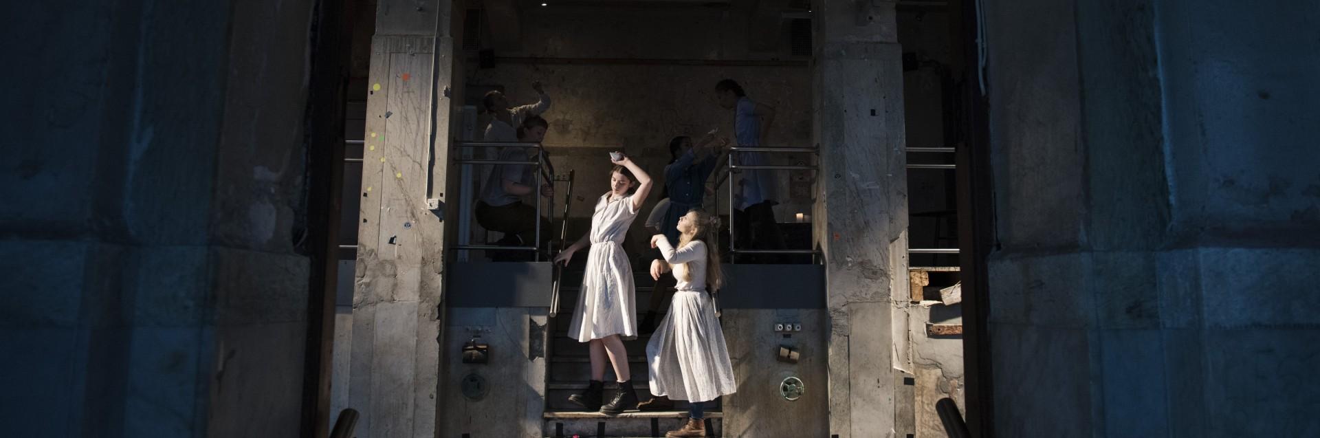 Immersive Theatre var en danseforestilling som ble holdt på Tou Scene høsten 2018. Foto: Marie von Krogh