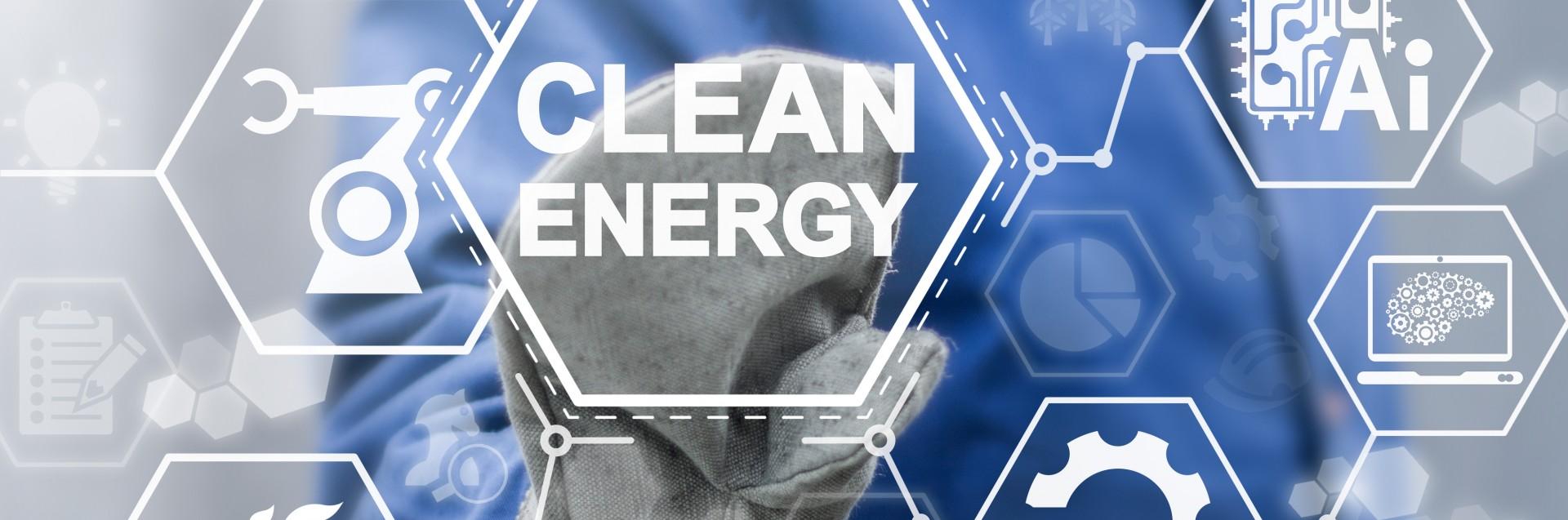 Illustrasjonsbilde: clean energy. Foto: Shutterstock