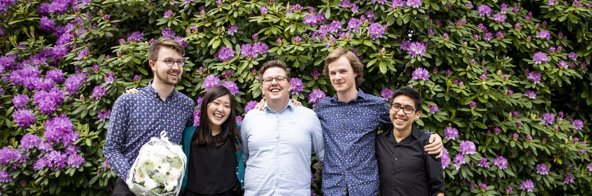 Vinnere av kammermusikkonkurransen 2019. Foto: Mari Løvås