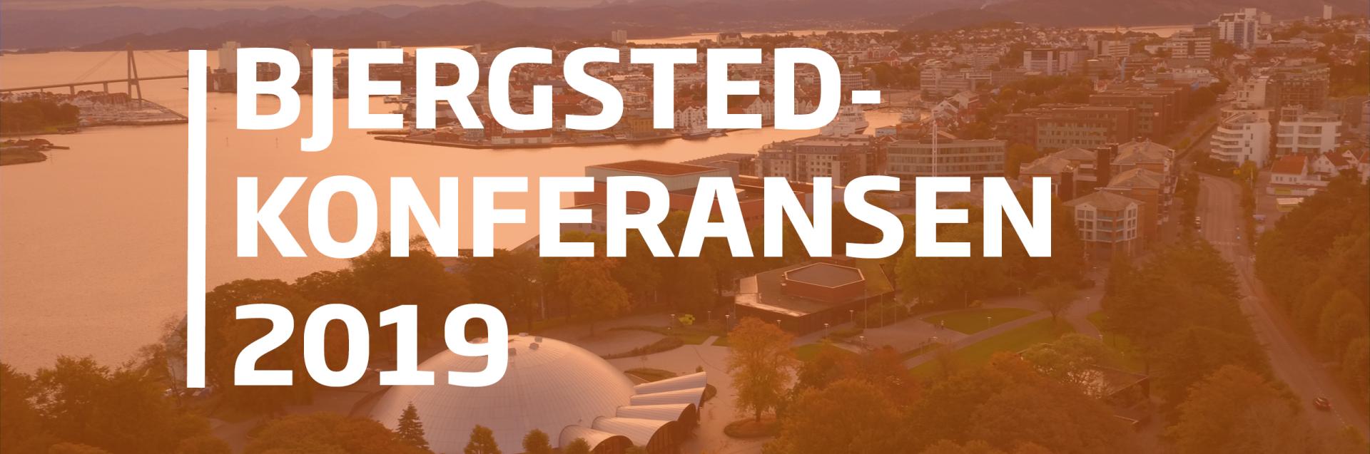 Illustrasjon for Bjergsted-konferansen 2019