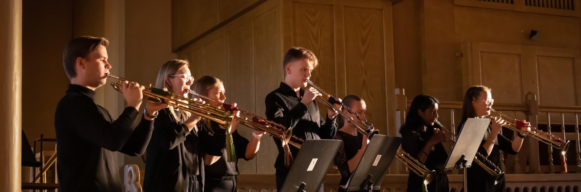 Bjergsted Brass Week 2021. Foto: Richard Herring