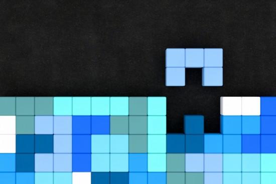 Tetris-blokk. Passer den inn?