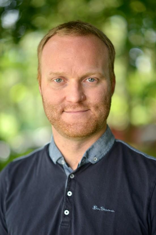 Rune Dahl Fitjar, prorektor for innovasjon og samfunn ved Universitetet i Stavanger