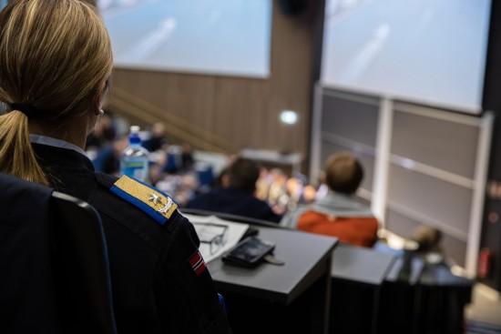 Oversiktsbilde fra Samfunnssikkerhetskonferansen 2020. Foto: Mari Løvås
