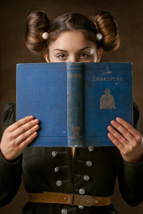 student leser shakespeare drama engelsk litteratur