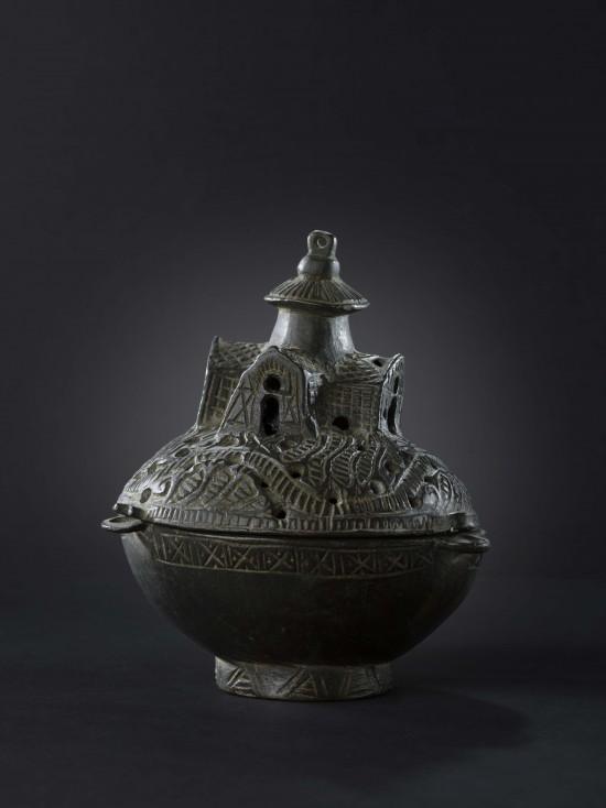 Bilde av røkelseskar fra Middelalderen