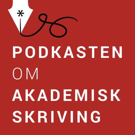 Podkasten om akademisk skriving