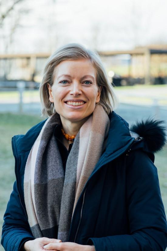 Portrett av Anja Dalgaard Nielsen
