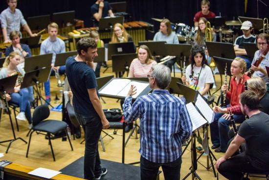 Dirigentstudiet ved Fakultet for utøvende kunstfag. Foto: Marius Vervik