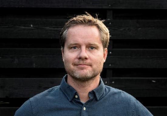Portrett av Kristian R. Odberg