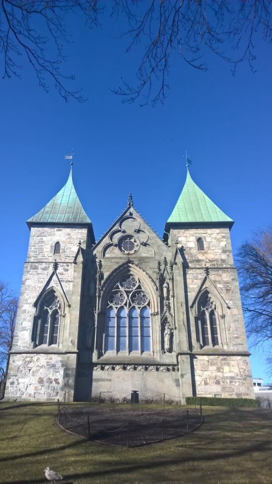 Bilde av Stavanger domkirke