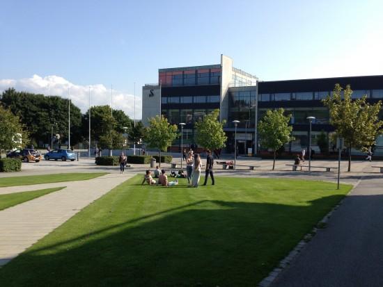 UiS, campus Ullandhaug