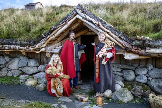 Jul på Jernaldergården