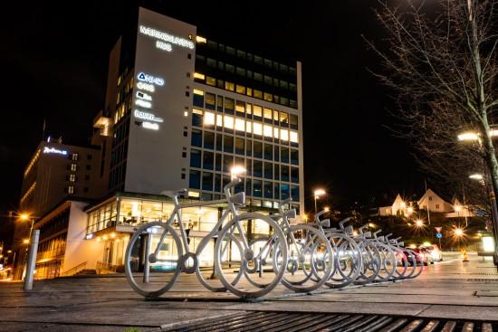 Stavanger downtown. Photo by: Gunnar Ridderström