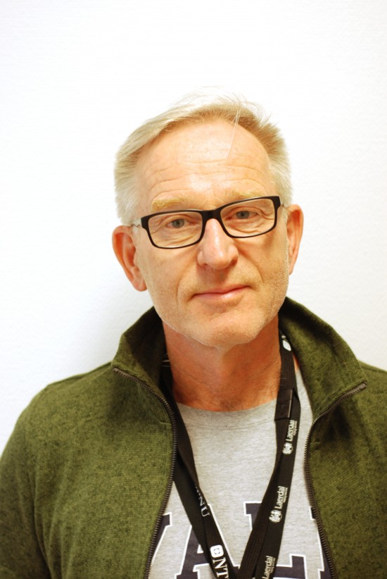 Portrett av Tore Karlsen