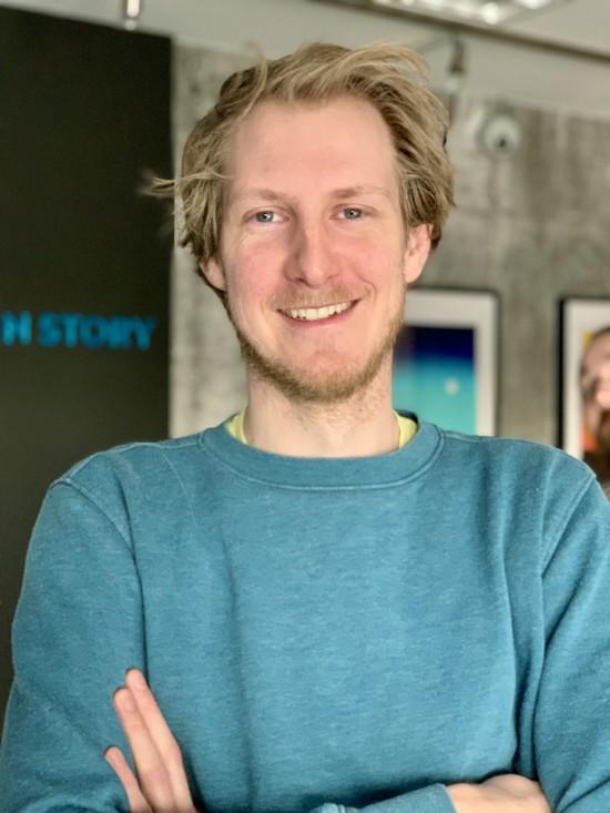 Stian Skjerping, alumn FMP