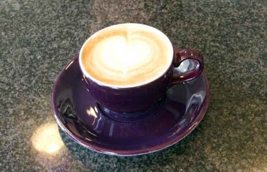 kopp med kaffe i. Foto: Leiv Gunnar Lie