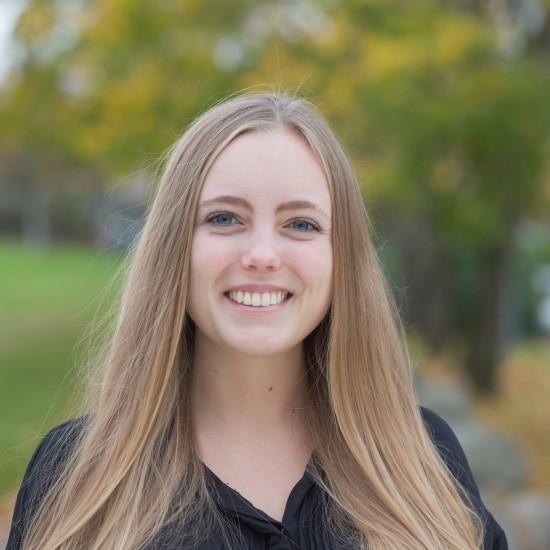 Julie Horn, student endringsledelse