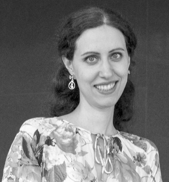 Stipendiat ved UK Héloïse Baldelli.