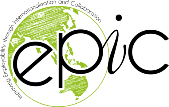 Logo for EPIC project