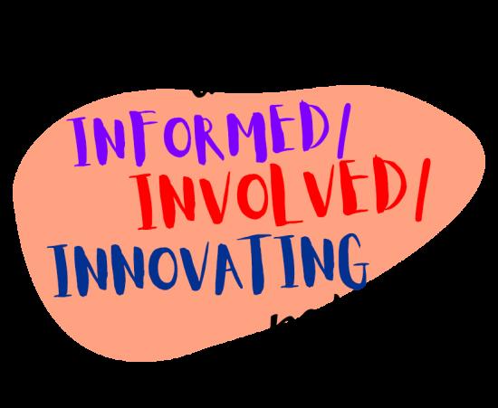 informed involved innovation