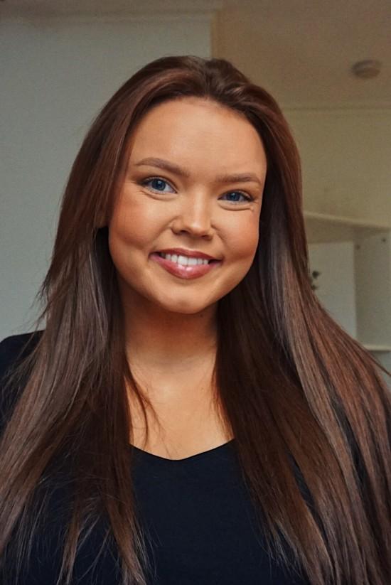 Marie Eidsvåg, studentambassadør økonomi