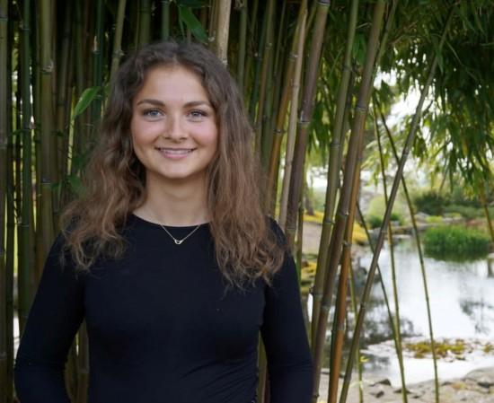 Nanna Aanderud-Larsen, fjernsyn- og multimedia