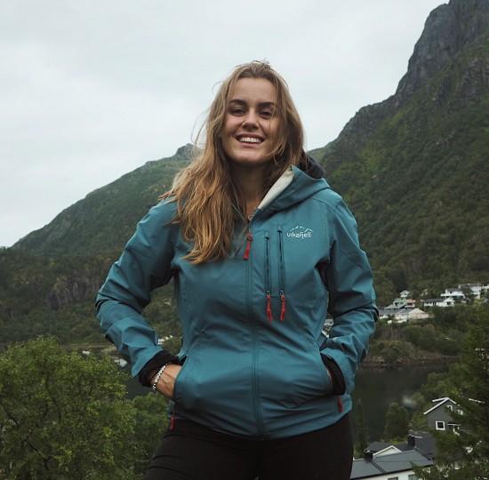 Nora Sande, student samfunnssikkerhet