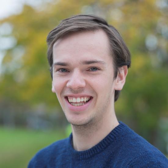 Tor-Fredrik Torgersen, datastudent