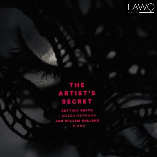 CD cover: The Artist's Secret av professor Bettina Smith