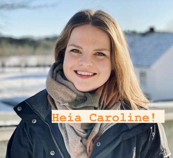 Caroline Eltervåg, barnehagestudent