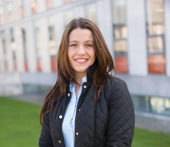 Jenny Kristine Mazarino, bachelor i biologisk kjemi