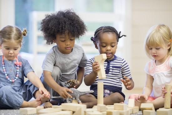 Mangfold i barnehage