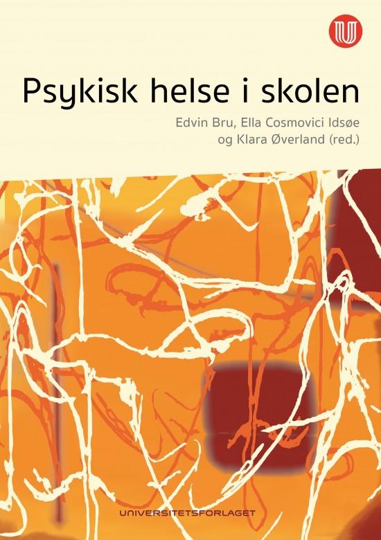 Omslag til boka Psykisk helse i skolen
