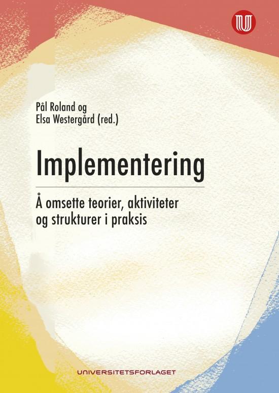 Omslag til boka Implementering