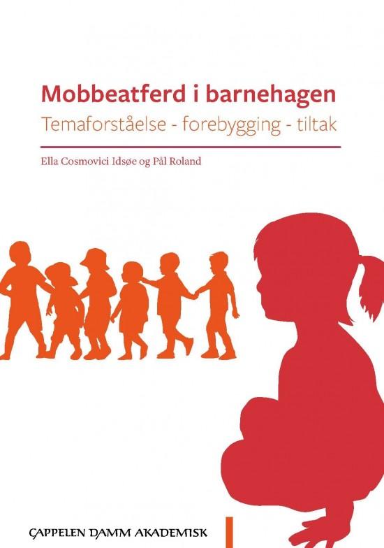 Omslag til boka Mobbeatferd i barnehagen
