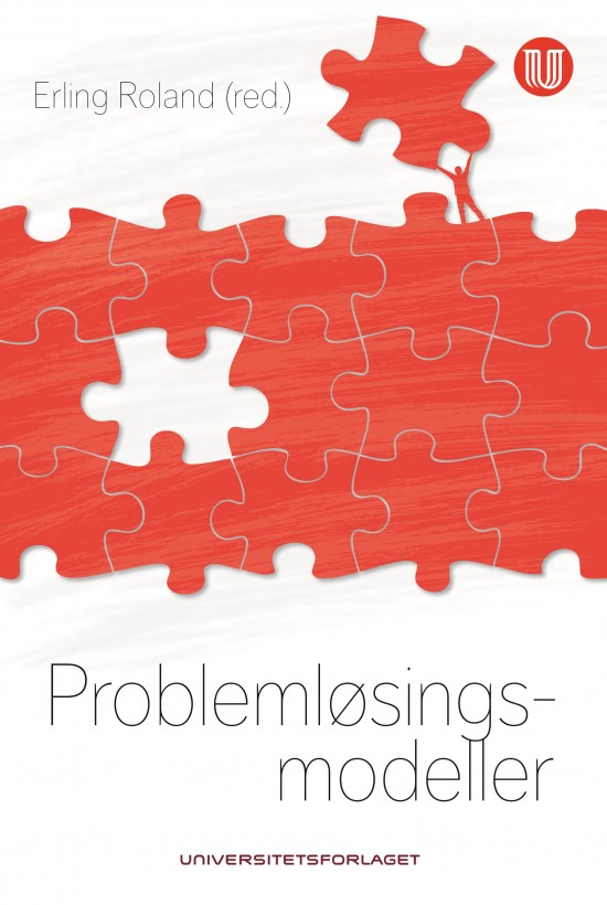Omslag til boka Problemløsningsmodeller