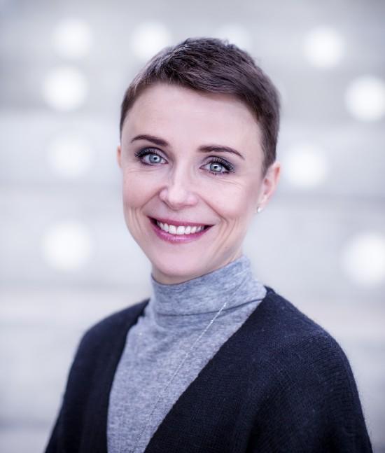 Portrett av Lene Schibevaag