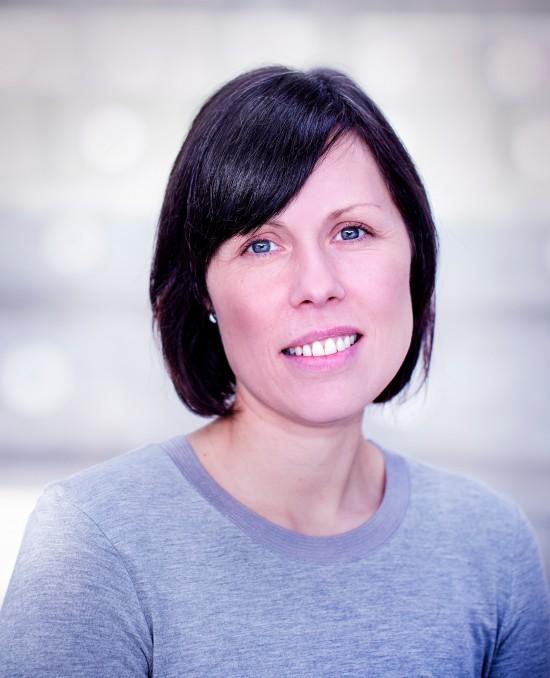 Portrett av Inger Johanne Bergerød