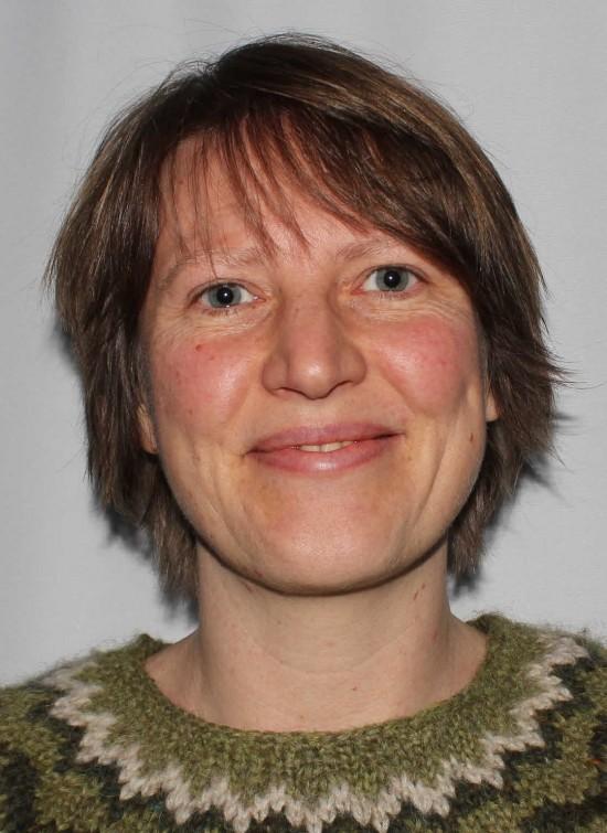 Portrettbilde av Ingvil Hellstrand.