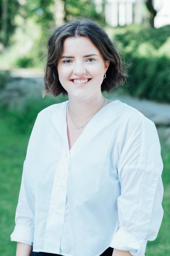 Eira Aas Eide, nestleder for læringsmiljø i StOr 2020/2021