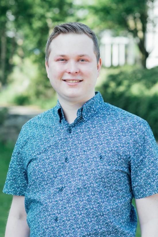 Philip Lundberg Jamissen, leder i StOr 2020/2021