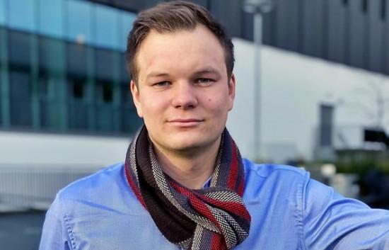 Rouven Uzelmaier skal skrive master om Stavanger havn: –