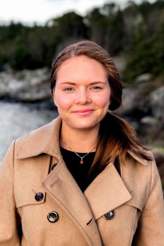 Sosiologistudent Marie Asbjørnsen.