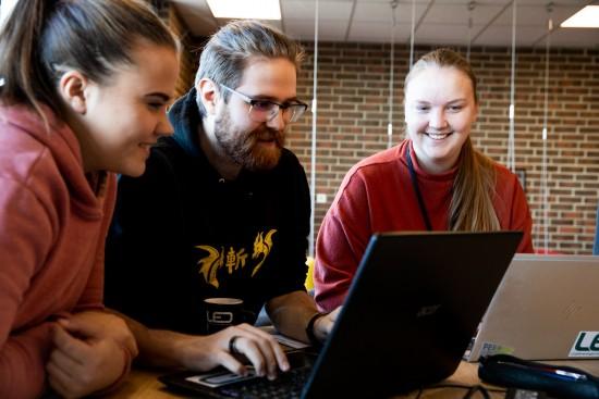 data, IDE-studenter