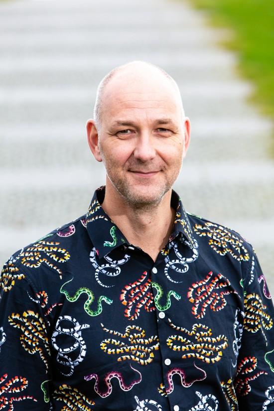 Aksel Hiorth. Foto: Marius Vervik