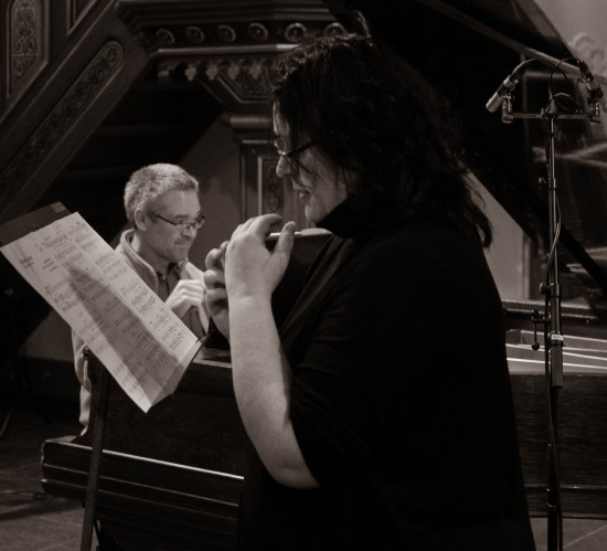 Mezzosopran og professor i klassisk sang Bettina Smith
