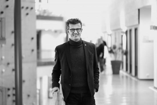 Rektor Klaus Mohn. Foto: Tommy Ellingsen