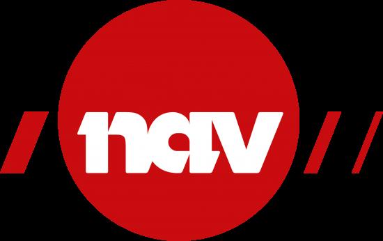 Logoen til Nav.